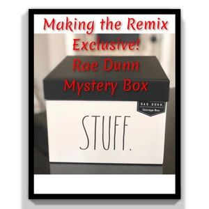 Exclusive Rae Dunn mystery box - Wedding edition